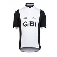 Rapha Yaz Erkek Kısa Kollu Bisiklet Jersey Nefes Hızlı Kuru Bisiklet Giysileri MTB Giyim Bisiklet Maillot