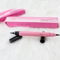 Too Hot Sale Face Peach Perfect Do Not Fade Black Liquid Eyeliner Kit de maquillaje para ojos
