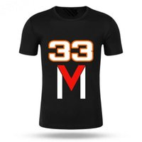 Summer Men' s cotton Tshirt Formule M33 F1 Cool T- shirt ...