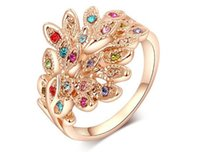 Classic jewelry women ring Classic jewelry wholesale crystal...