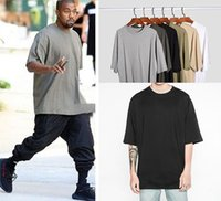 Hip Hop Kanye T Shirts Summer Street Style Short Sleeve Tees...