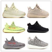 With Box Sply 350 V2 Butter Beluga 2. 0 AH2203 Pirate Black Z...