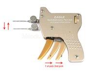 Yeni tip için yüksek kalite ve en iyi fiyat kilit seçim Yarı otomatik mekanik kilit tabancaları OTO ARAÇLARı