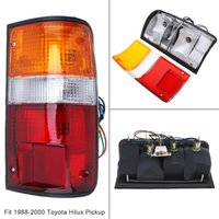 Waterproof Durable Rear Brake Lamps Outer Right Driver- side ...