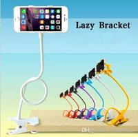 NEW 360 Rotating Flexible Cell Phone Holder Long Arm Stand L...