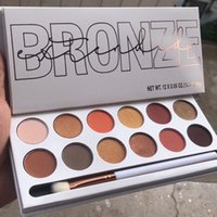 2018 makeup The Bronze Extended Palette 12colors Pressed Pow...