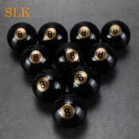 6ml en forme de pokeball en forme de balle de silicone de qualité alimentaire contenant le pot pour les contenants de cire en silicone Dab Oil pots outil de dabber de stockage dab