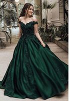 2019 sleeveless off the shoulder prom gowns Formal Long Sexy...