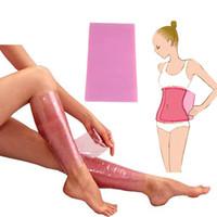 تشكيل حتى حزام التخسيس المنتج الوردي البلاستيك سليم الجسم الساق الخصر المشكل الشكل حتى التخسيس ساونا سبا الساق حزام الخصر حزام أداة