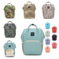 18 Colors New Multifunctional Baby Diaper Backpack Mommy Cha...
