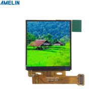 1,54 polegadas tela do módulo de 240 * 240 IPS TFT LCD com exposição da relação de MCU da fabricação do painel de shenzhen amelin