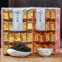 125g Chinese Da Hong Pao tea Hardcover packaging bag Robe oo...