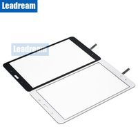 Планшетный ПК экраны сенсорный экран Digitizer стекло объектива для Samsung Galaxy Tab Pro 8.4 T320 Бесплатная доставка