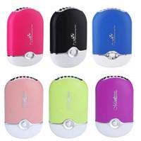 Nuevo USB Mini Ventilador Aire Acondicionado Soplador Extensión de Pestañas Pegamento Secado Seco Rápido Pestañas Dedicado Secador de Herramientas de Maquillaje
