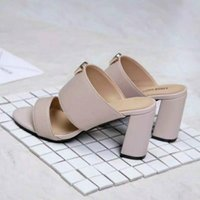 women' s high heels European station new high- quality le...