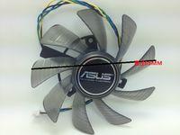 Yeni Orijinal EVERFLOW T129215SU DC 12 V 0.5A VGA Kart Soğutma Grafik Kartı ASUS GTX780 GTX780TI R9 280 290 R9 280X 290X için Fan