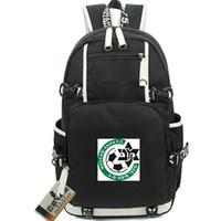 مكابي هيفاء daypack حقيبة ظهر نادي كرة القدم قوي حقيبة مدرسية لكرة القدم حقيبة الكمبيوتر حقيبة مدرسية الرياضة في الهواء الطلق حزمة اليوم