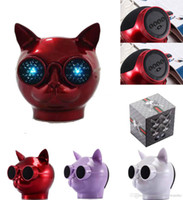 New Wireless portable speaker cartoon animal speaker mini pe...