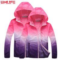 611ebafeb91b6 Wholesale 4xl hunting clothes for sale - Group buy Umlife Women Jacket Thin  Outdoor Sportswear Men