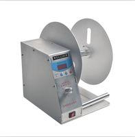 A etiqueta automática de Digitas etiqueta a velocidade 220V / 110V ajustável da máquina do rebobinamento do Rewinder