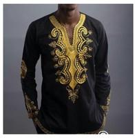 camiseta de la manera 2018 de los hombres, la moda de los hombres de manga larga que basa la camisa, la venta directa fabricantes de estilo europeo y americano