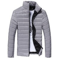 ZOGAA Brand New Winter Jacket Men Warm Causal Parkas Men Sol...