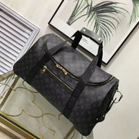 2019 New product PU female yoga pack gym bag men' s shoe...