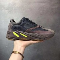 High Quality Athletic Kanye West Wave Runner 700 Mauve Sneak...