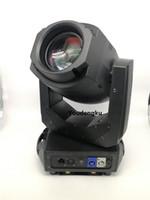 2 шт. DMX контрольный пучок пучка зум светодиод 200 движущихся головки проектора гобо движущийся головной знак