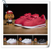 Hot Sale Skateboarding Shoes Baby Casual Shoes Cortez Female...