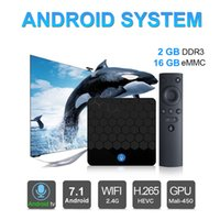 Android 7. 1 Voice Control Tv Box Quad Core 2GB 16GB X88 Mini...