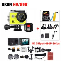 4K Ultra WIFI Action Camera EKEN H9R   H9 2 Sports HD 1080P ...