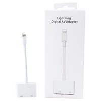 High quality Apple HDMI Digital AV Adapter Cable Converter f...