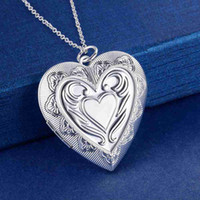 Factory Price Wholesale 925 Sterling Silver Plated Heart Pen...