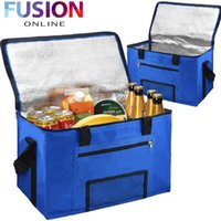 28L EXTRA LARGE COOLING COOLER BORSA COOL BAG PICNIC CAMPING FOOD ICE DRINK LUNCH