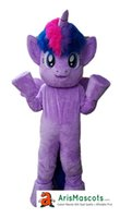 100% real photos Adult Size Purple Pony Sparkle Twilight sui...