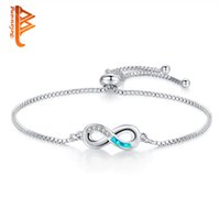 BELAWANG For Women Luxury Jewelry Accessories Blue Opal Allo...