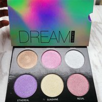 Bronzers & Highlighters Makeup Kit Dream Highlight Palette 6...
