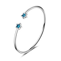 SL069 cadeau chaud prix usine argent plaqué charme bracelet jonc Fine Noble maille Dauphin bracelet mode bijoux