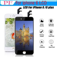 Black Grade A + + + LCD Display Touch Digitizer Complete Scree...