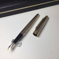 Luxury pen classique 163 Meisterstucks fountain pen Silver l...