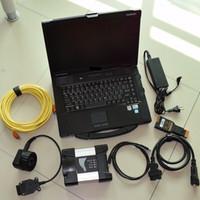 Per BMW ISIS ISID ICOM Strumento diagnostico professionale Avanti A B C con laptopCF52 installato HDD 1000GB Windows 10
