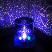 Miniature Projector Colorful Small Night Light Romantic Sky ...