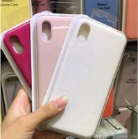 11 For iphone x 8 silicone case Luxury original style offici...