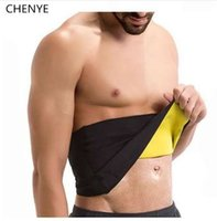 Men' s Compression Body Shaper Belt neoprene waist train...