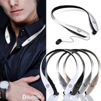 Супер качество HBS-900 беспроводной Спорт Neckband гарнитура наушники-вкладыши Bluetooth стерео наушники гарнитуры для LG HBS-900 iphone Samsung