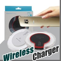 Qi Wireless Charger For Iphone X 8 8Plus Fast Charging Pad M...