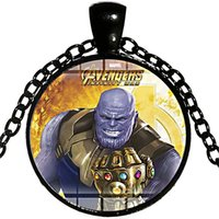Infinity War Marvel the Avengers Necklace Marvel Comics hero...