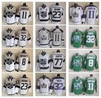 2018 Los Angeles Kings Ice Hockey Jerseys LA Kings 8 Drew Do...