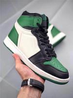 separation shoes bab50 f7294 2018 Hottest Release High OG 1 Pine Green 1s Court Purple 1s Limited  Zapatillas de baloncesto
